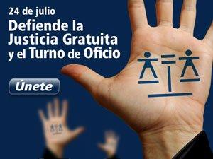 Manifiesto en Defensa de la Justicia Gratuita